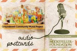 Groundswell Audio Postcard