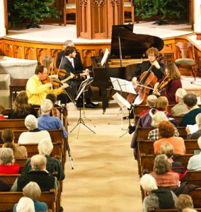 Burlington Ensemble Concert