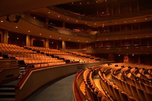 The Ordway Center, home to the Saint Paul Chamber Orchestra. Credit: Mulad.