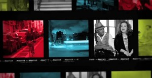 Captures from films featured in the MADE HERE documentary series.