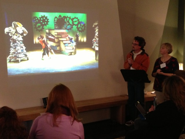 Adventure Stage Chicago presents Pecha Kucha style