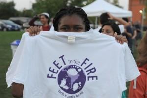 Feet to the Fire, an environmental studies and arts program at Wesleyan University