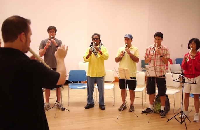 Organizations like the Music Center in Los Angeles are creating participatory opportunities for individuals of varied cultures, identities, and experiences to create art collaborative.